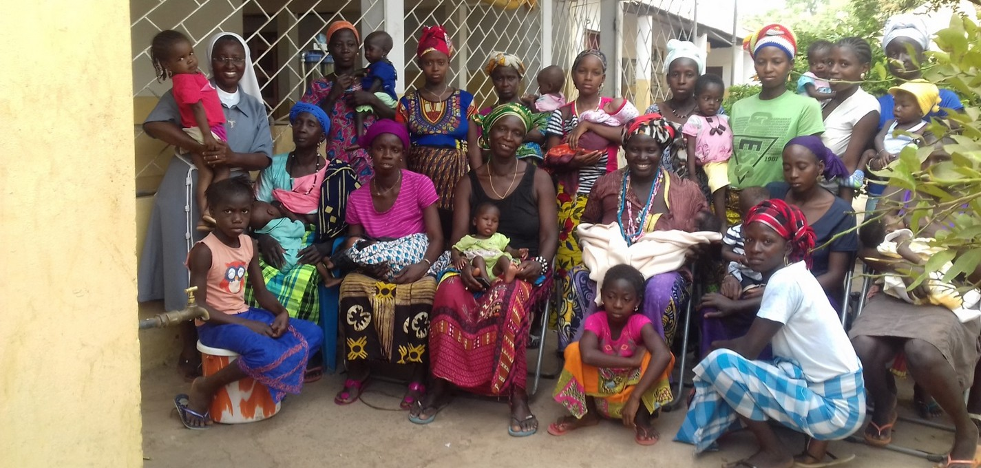 Centro di Recupero Nutrizionale Gabu
