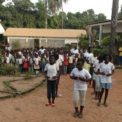 Missão da Comunidade da Casa de Formação Madre Serafina – Bissaquil