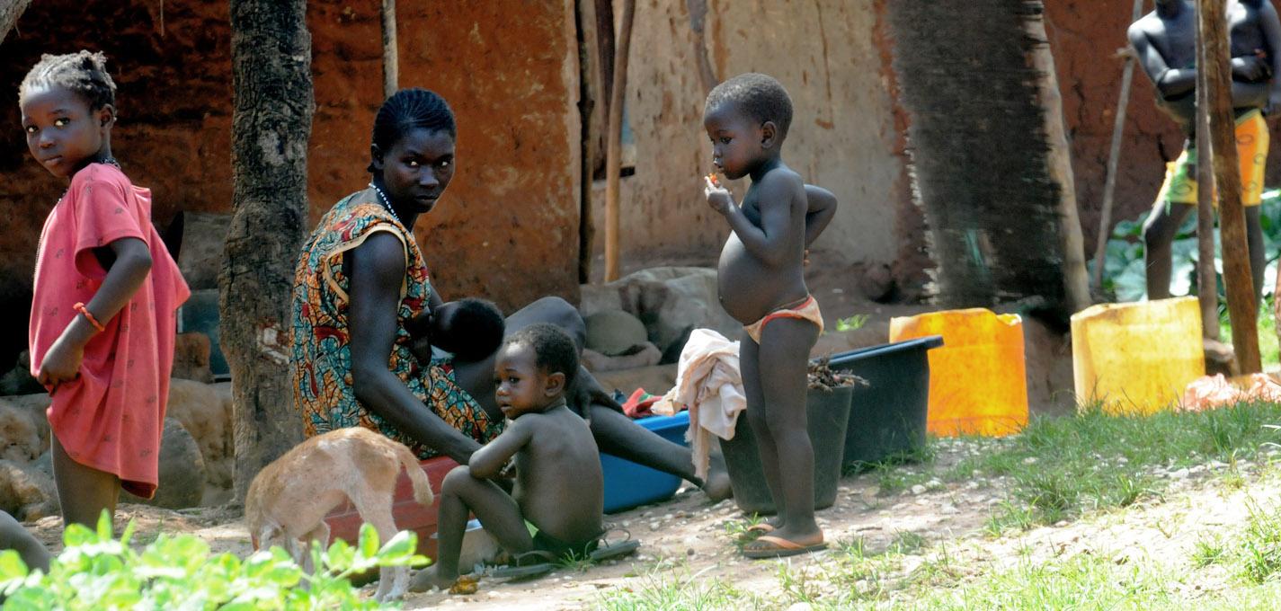 Missão em Gabú - Guiné Bissau