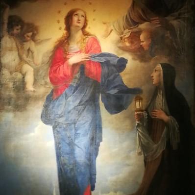 Maria, donna missionaria