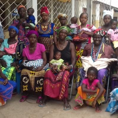 Missão da comunidade Santa Clara de Gabú em Guinè-Bissau