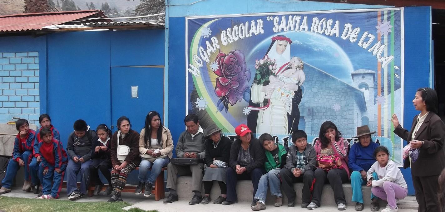 Missione Internazionale Canta in Perù