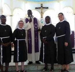 """Un nuovo """"tabernacolo"""" a Ziguinchor (Senegal)"""