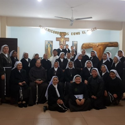 "Visita fraterna Provincia ""Sta Clara"" (Bolivia)"