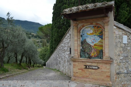 San Damiano edicola